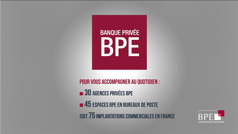 La Banque Privée BPE, C'est 75 Implantations Nationales